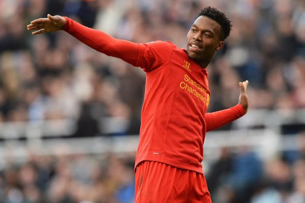 Liverpool Striker Daniel Sturridge Wants Regular Starts After Newcastle Brace