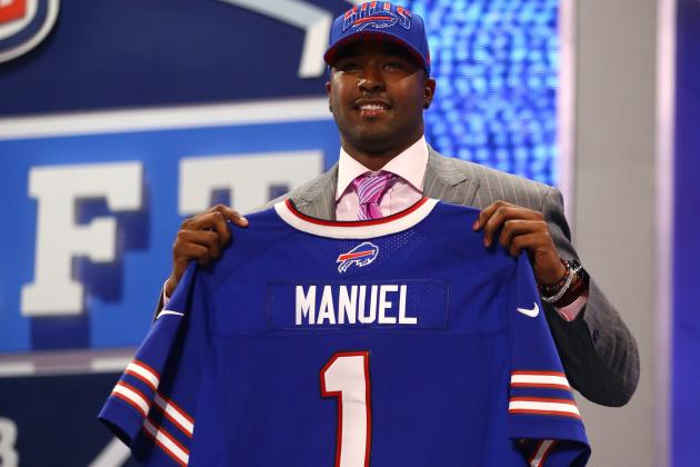 EJ Manuel Will Be Biggest Question Mark in Buffalo Bills' New-Look Offense