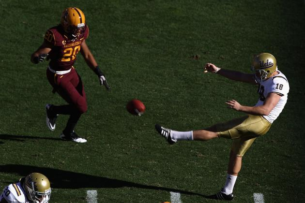 Jeff Locke to Vikings: How Does Punter Fit with Minnesota?