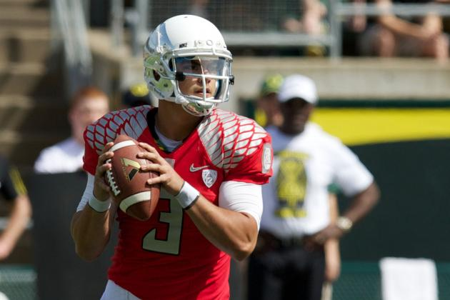 Oregon Spring Game 2013: Recap, Grades and Analysis