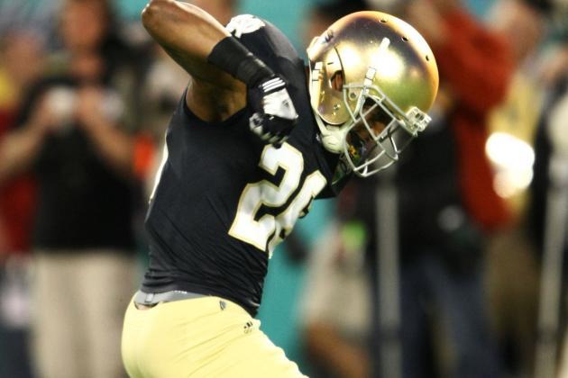 2013 NFL Draft Profile: Jamoris Slaughter