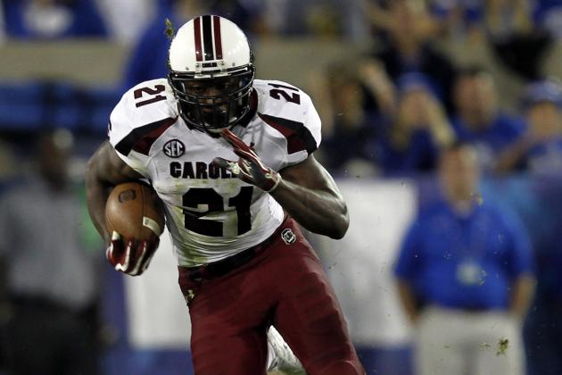 Marcus Lattimore to 49ers: How Does the RB Fit with San Francisco?