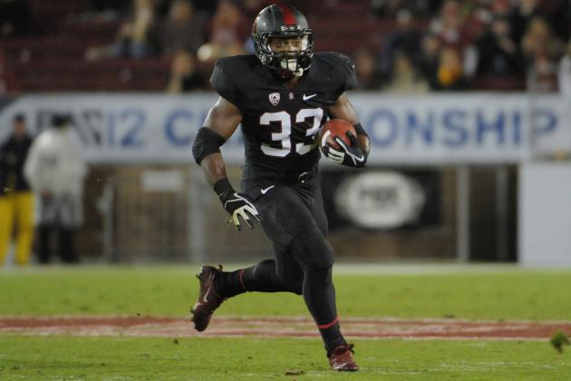 Stepfan Taylor to Cardinals: How Does RB Fit with Arizona?