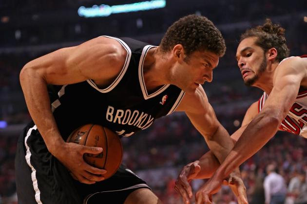 Brooklyn Nets vs. Chicago Bulls: Game 4 Score, Highlights and Analysis