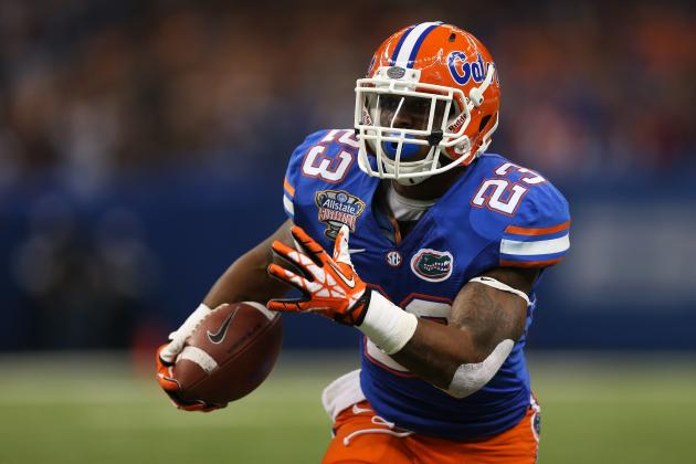 Mike Gillislee to Dolphins: How Does the RB Fit with Miami?
