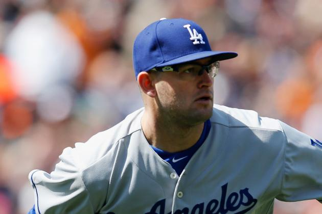 Dodgers Lose Another Starter; Place Stephen Fife on 15-Day DL