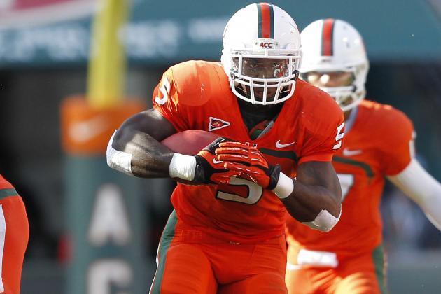2013 NFL Draft Profile: Mike James