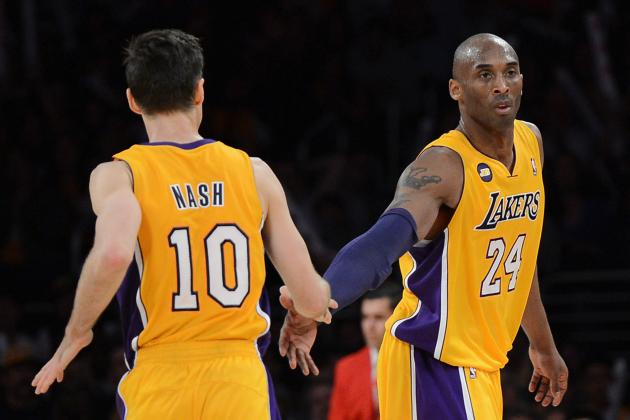 LA Lakers' Injuries Aren't Bad Luck; They're Just Too Darn Old