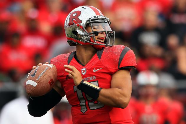 Rutgers Spring Game 2013: Recap, Grades and Analysis