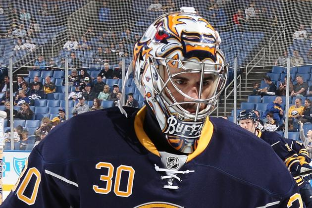 Sabres G Miller Uncertain of Future in Buffalo