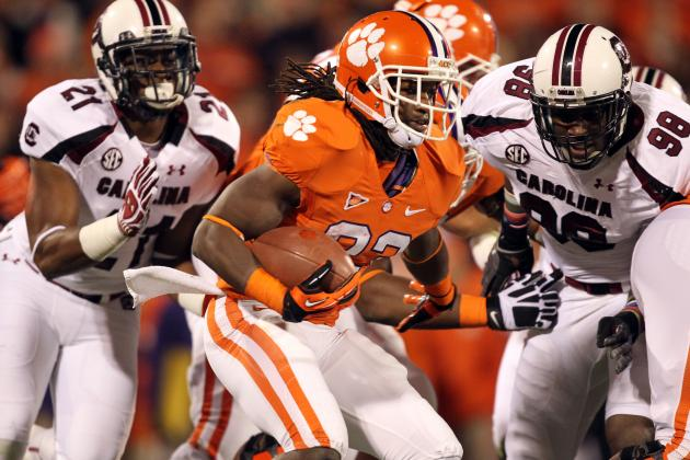 Andre Ellington: How Will Arizona's Newest RB Fare in the Pros?