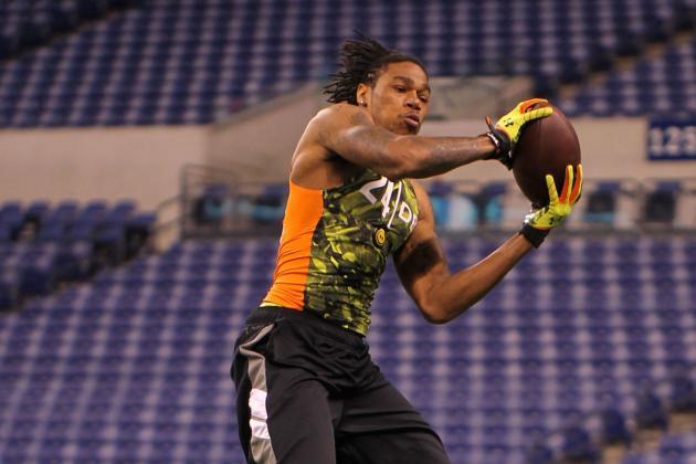 2013 NFL Draft Profile: Demetrius McCray
