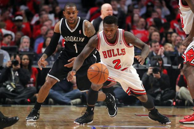 Nate Robinson's Heroics Propel Bulls to Dazzling 3OT Victory vs. Nets