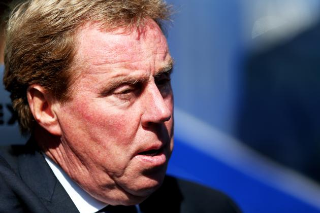 Harry Redknapp Says Wage Inequality Has Ruined QPR's Team Spirit
