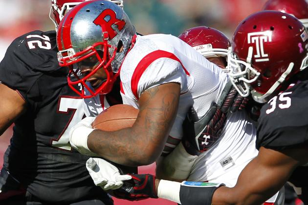 2013 NFL Draft Profile: D.C. Jefferson