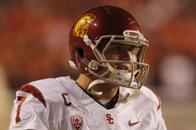 2013 NFL Draft Grades: Assessing Value of Quarterbacks Taken in Fourth Round