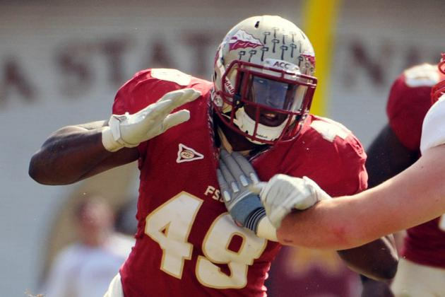 Brandon Jenkins Scouting Report: NFL Outlook for Florida State DE