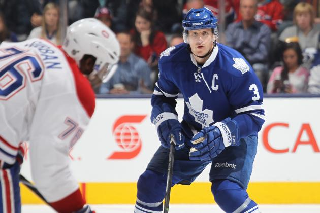 Montreal Canadiens vs. Toronto Maple Leafs: GameCast: April 27, 2013: ESPN