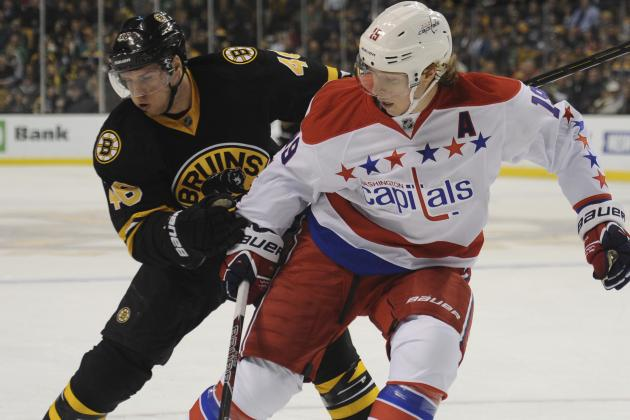 ESPN Gamecast: Bruins vs. Capitals