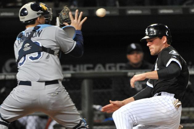 ESPN Gamecast: Rays vs. White Sox