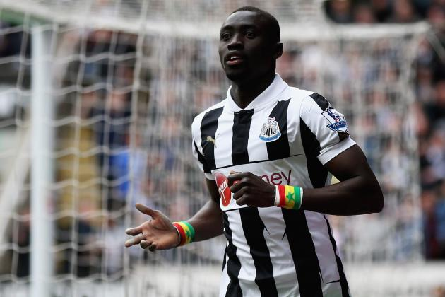 Dortmund Want Newcastle Striker Papiss Cisse