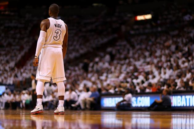 Dwyane Wade Injury: Star's Knee Issues Won't Derail Heat on Way to Finals