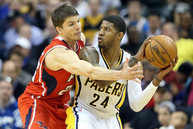 NBA Gamecast: Pacers vs. Hawks