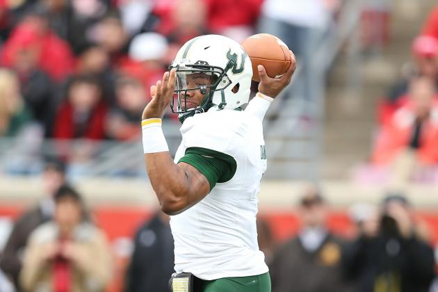 49ers Pick B.J. Daniels in the 7th Round