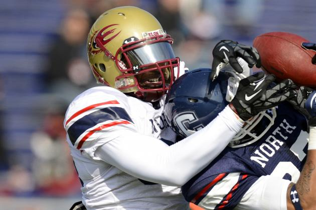 Aaron Mellette Scouting Report: NFL Outlook for Elon WR