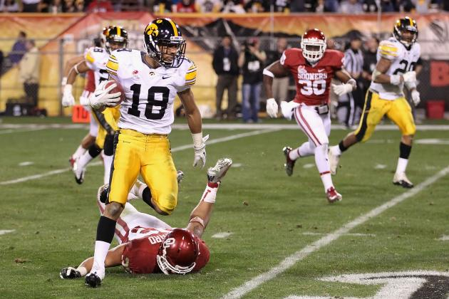 Micah Hyde to Packers: How Does Iowa CB Fit with Green Bay?