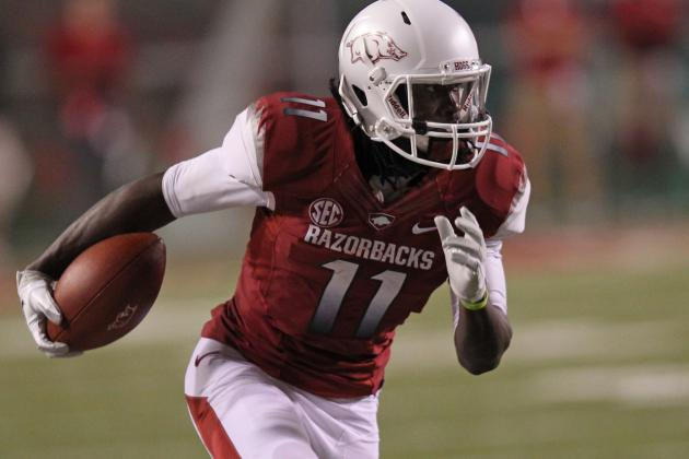 Cobi Hamilton: How Will Cincinnati's Newest WR Fare in the Pros?