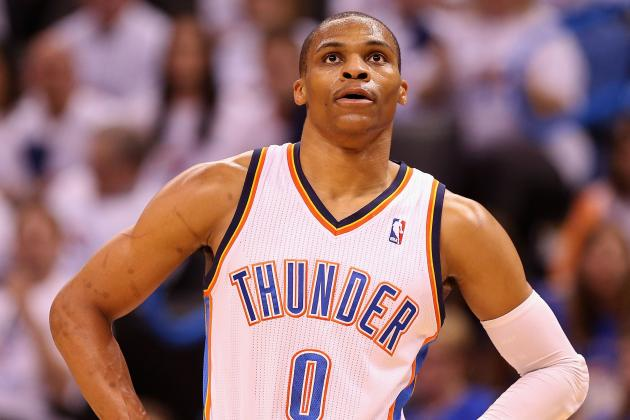 Russell Westbrook Injury: How Thunder Will Adjust Without Star PG in Playoffs