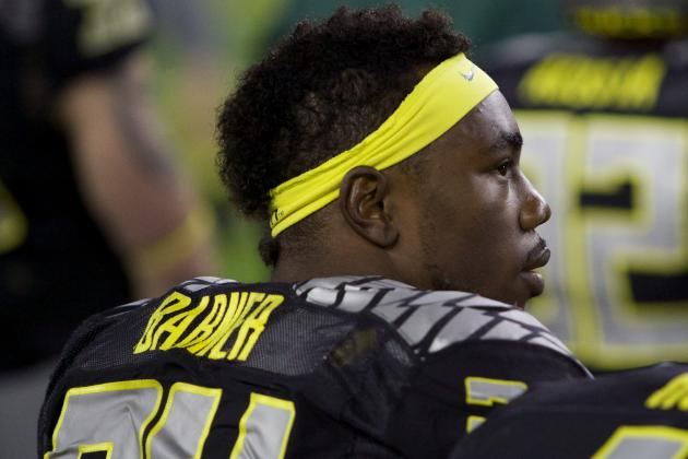 Kenjon Barner to Panthers: How Does RB Fit with Carolina?