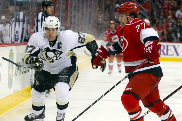 ESPN Gamecast: Hurricanes vs. Penguins