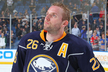 Sabres' Vanek: If Rebuild Is Long, 'It Probably Makes Sense to Move On