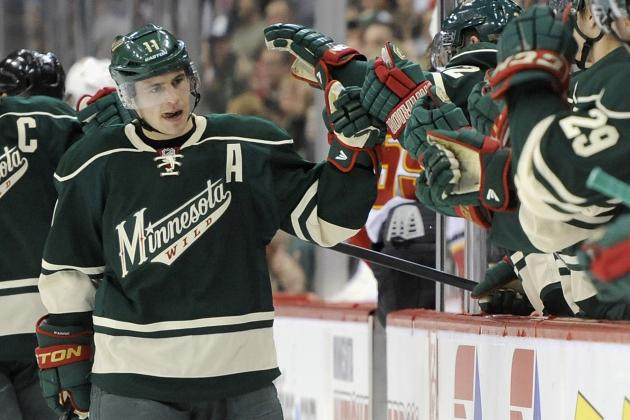 Wild Clinch Final Playoff Spot After 3-1 Win vs. Avs
