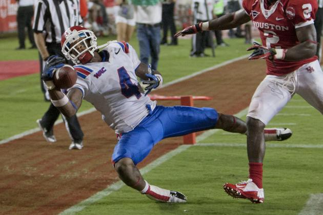 2013 NFL Draft: Detroit Lions Missed a Chance to Trade for WR Quinton Patton