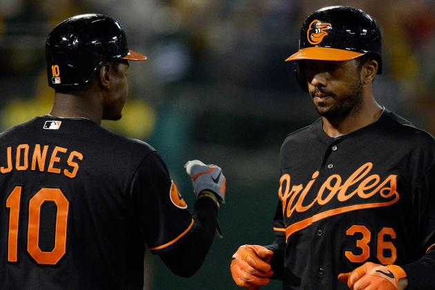 O's Use Back-to-Back HRs to Take Down A's