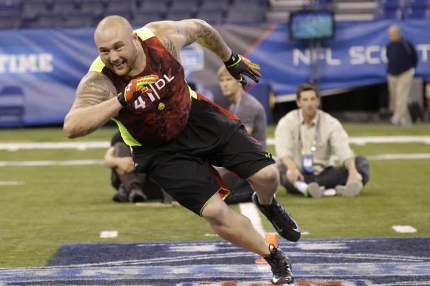 Jared Smith to Seahawks: How Does the Offensive Lineman Fit with Seattle?