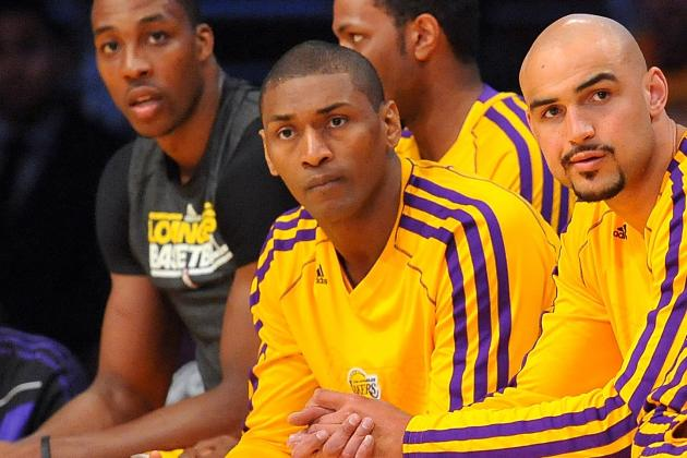 MWP Joins List of Lakers out for Game 4