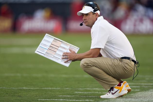 USC Football: Do NFL Draft Results Give Kiffin a Partial Pass for 2012?