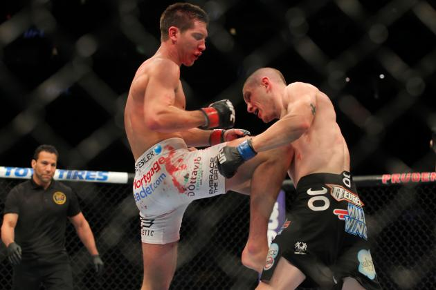 UFC 159: Recapping the Facebook Prelim Fights