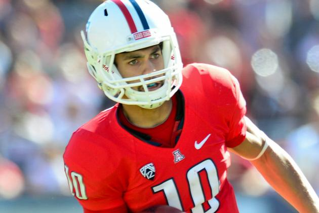 Former Arizona Quarterback Matt Scott Signs with Jacksonville Jaguars