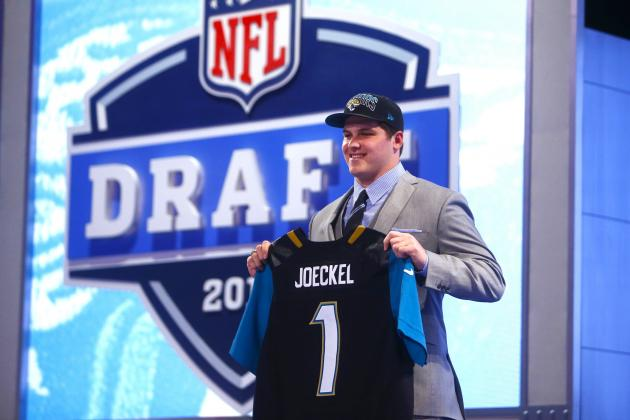SEC Breaks Record with 63 Players Selected in 2013 NFL Draft