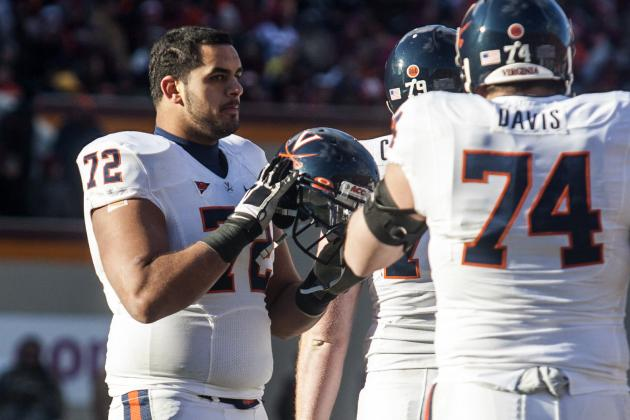 Oday Aboushi Scouting Report: NFL Outlook for Virginia OT