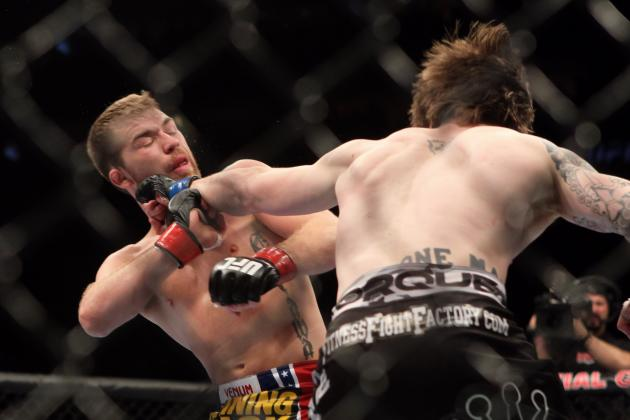 UFC 159: What We Learned from Johnny Bedford vs. Bryan Caraway