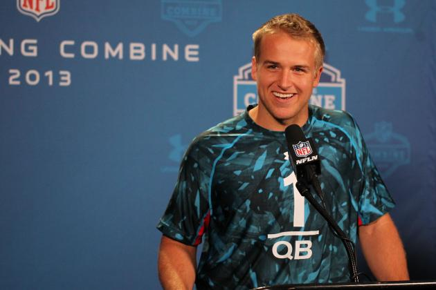 NFL Draft 2013: Day 3 Picks Who Will Be Starters by Season's End