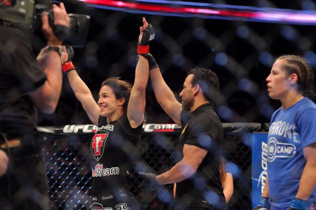 UFC 159: What We Learned From Sheila Gaff vs. Sara McMann