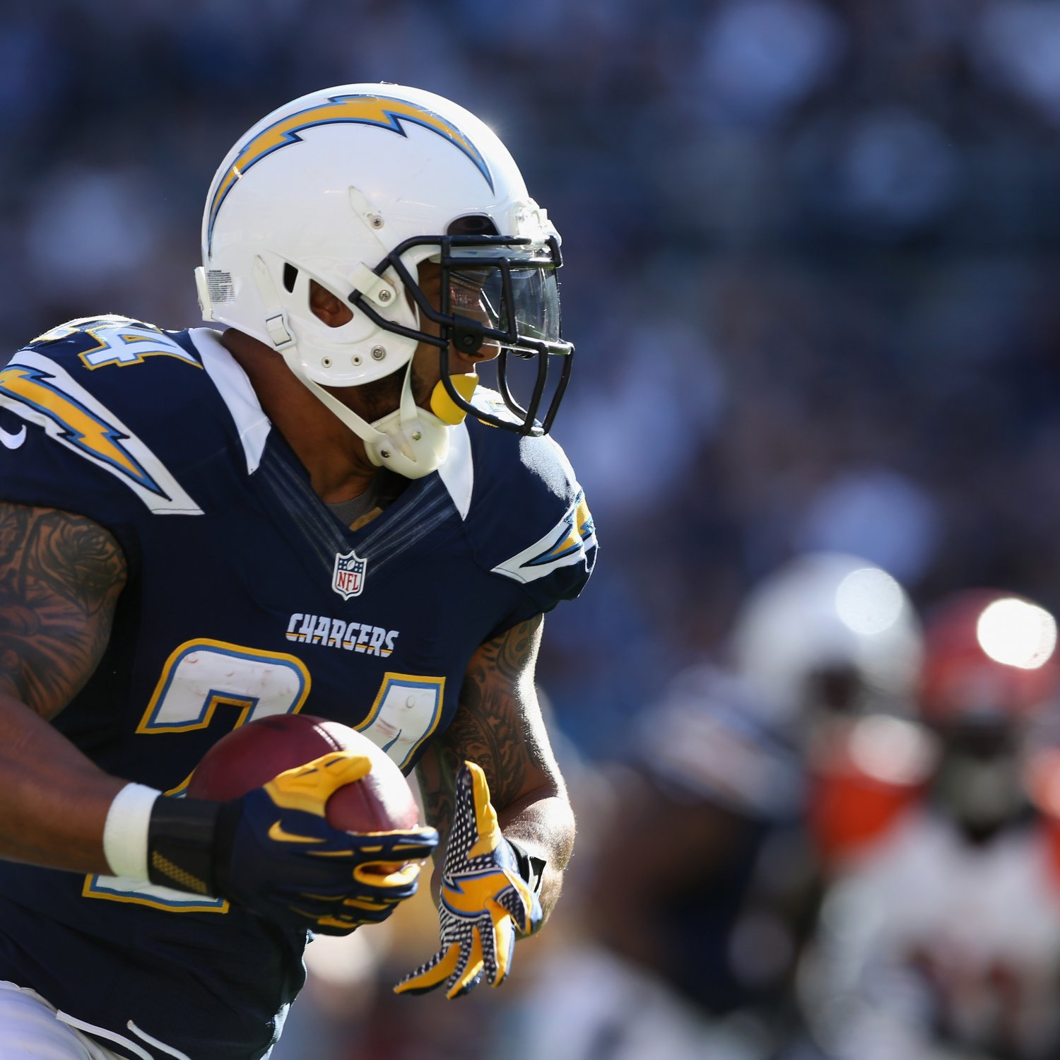 San Diego Chargers Draft: Initial Post-Draft Depth Chart For The San Diego Chargers