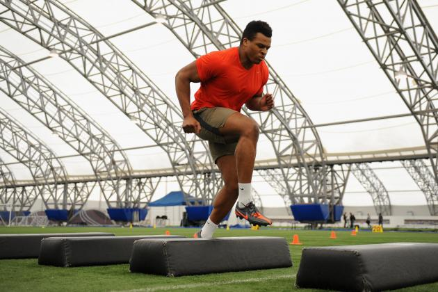 Discus Thrower Okoye Lands with 49ers